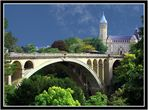 Postcard from Luxemburg