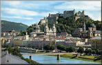 Postcard from Salzbourg.