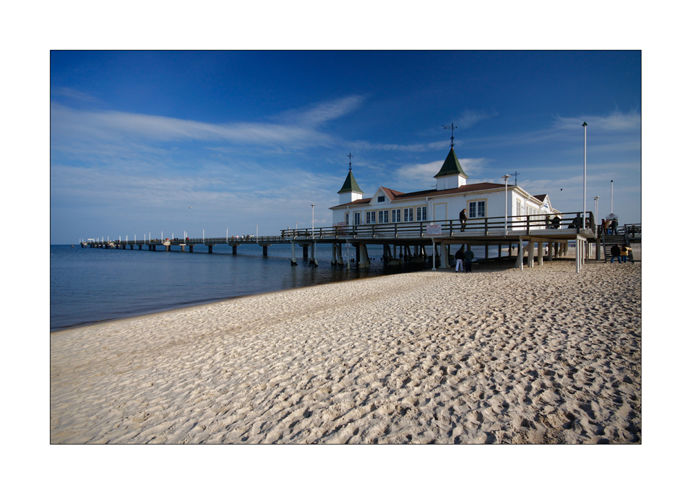 postcard from usedom