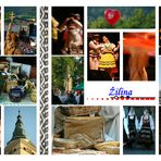 Postcard from Zilina - Postkarte aus Zilina (Reload)