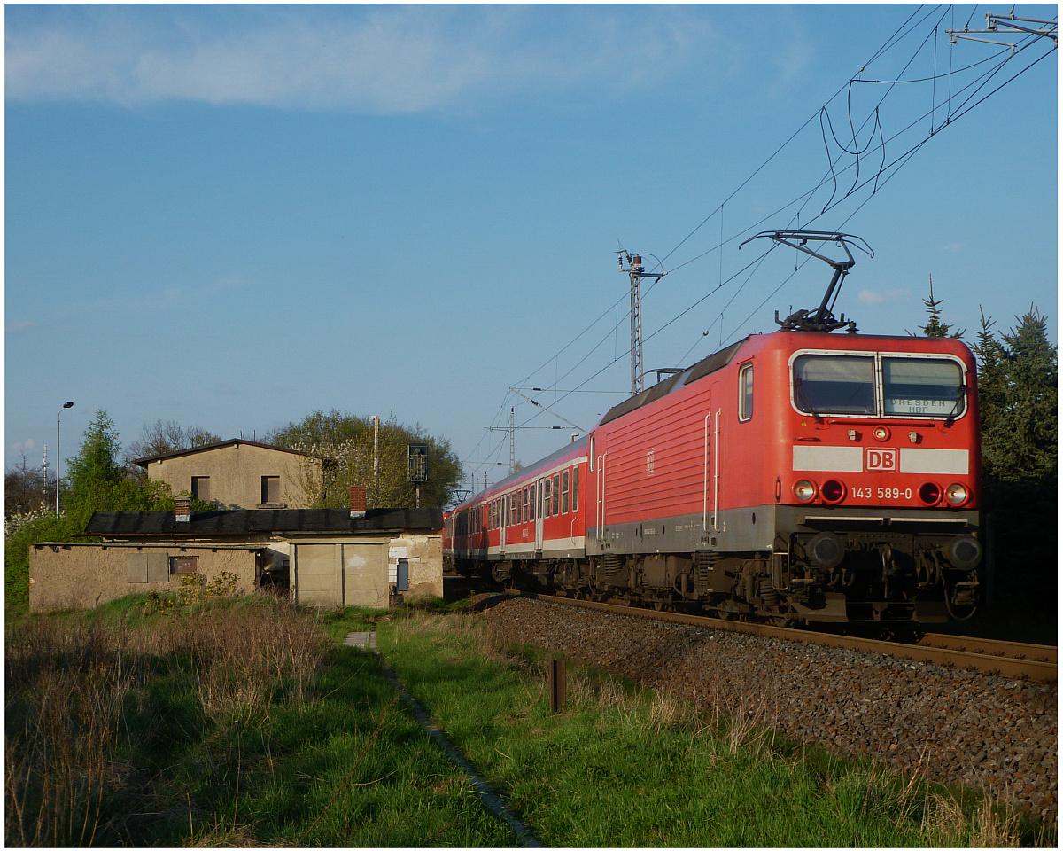 Posten 31 in Großenhain