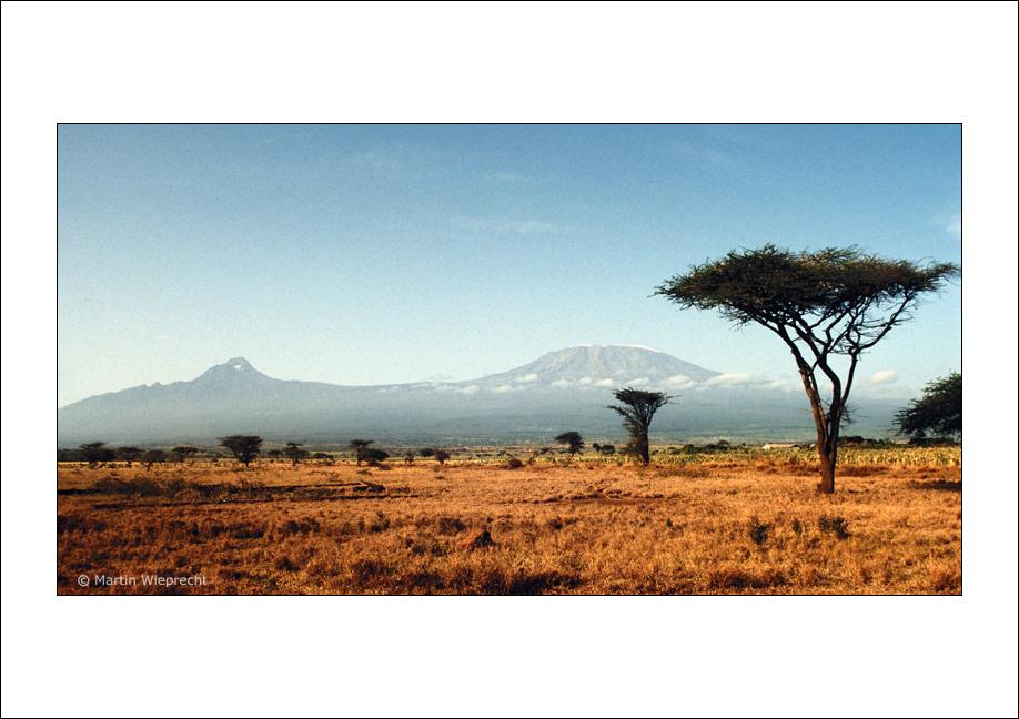 Postkarte aus Kenia