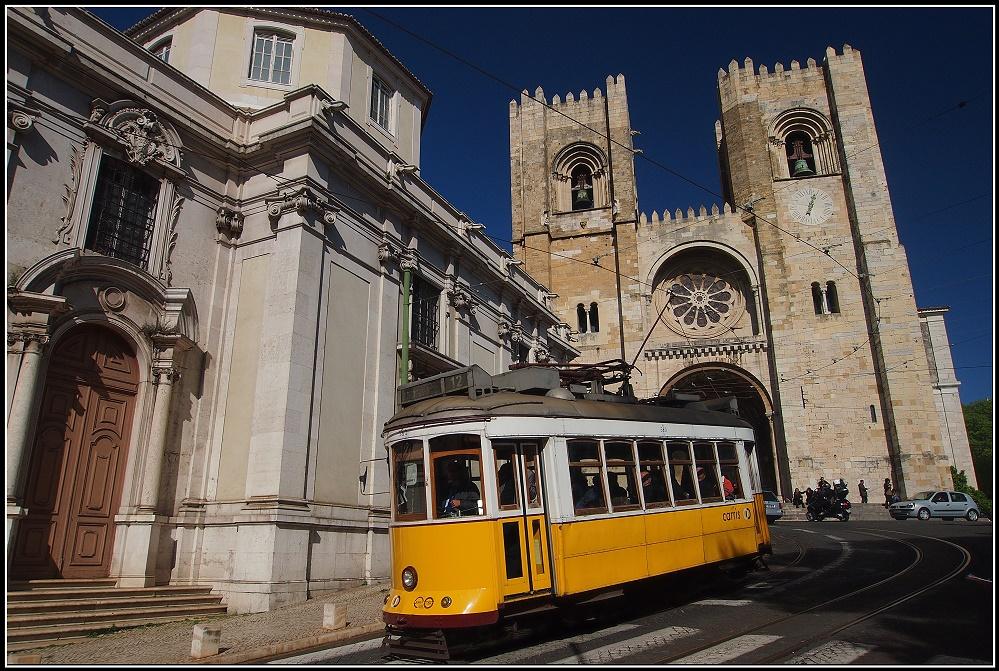 Postkarte aus Lissabon