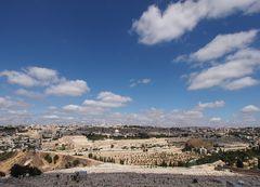 Postkartenmotiv Jerusalem