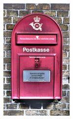 - Post..kasse -