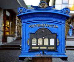 Postkasten - Es geht auch schön