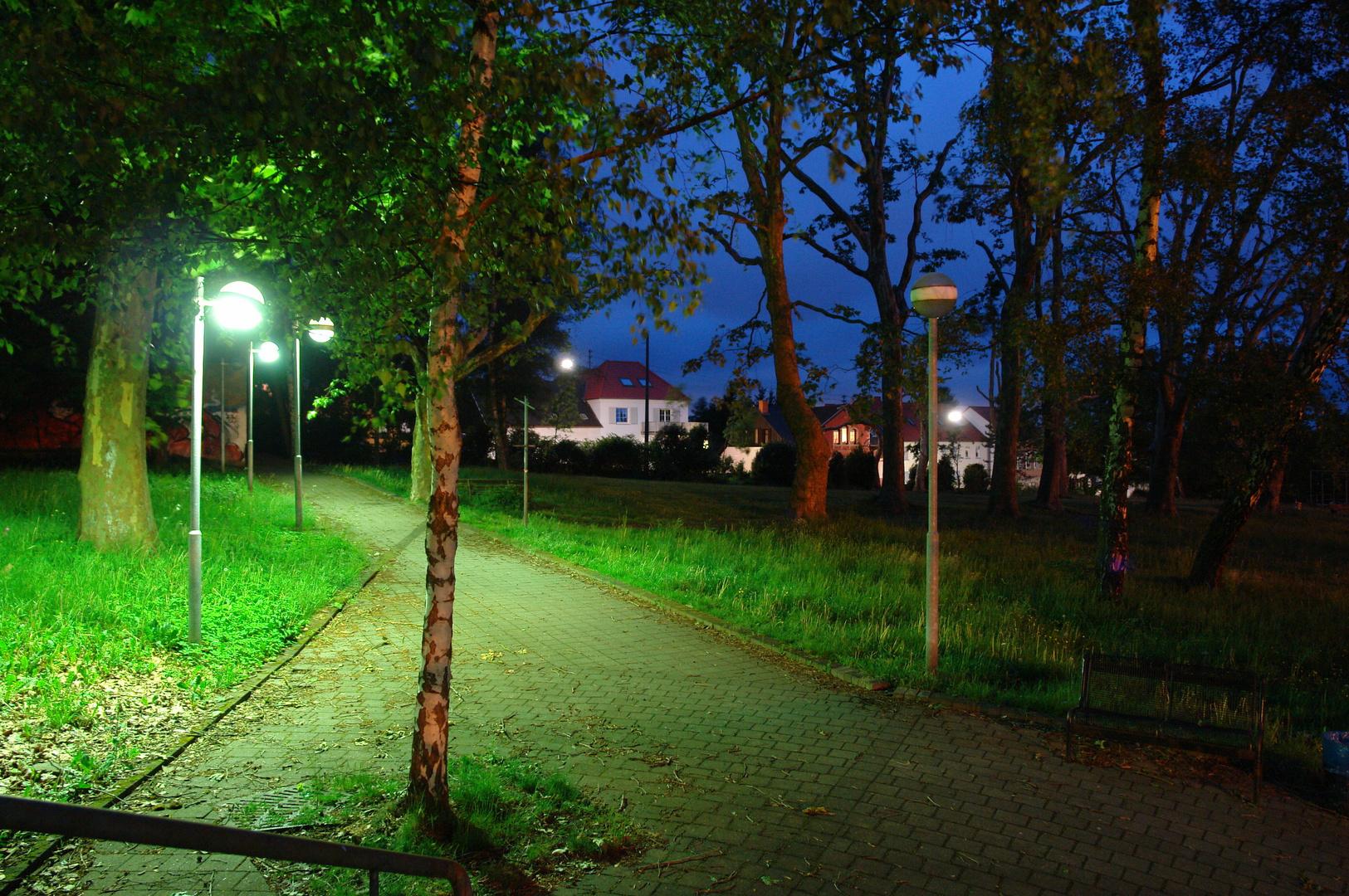 Postpark Riegelsberg
