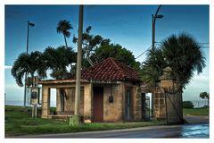 Poststelle auf cuba