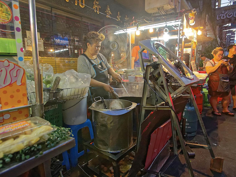 Pot Luck Yummies The Street Photographers Spirituality