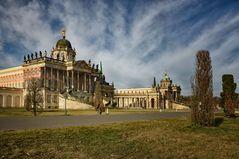 Potsdam 2020 die Ruhe vor dem Sturm