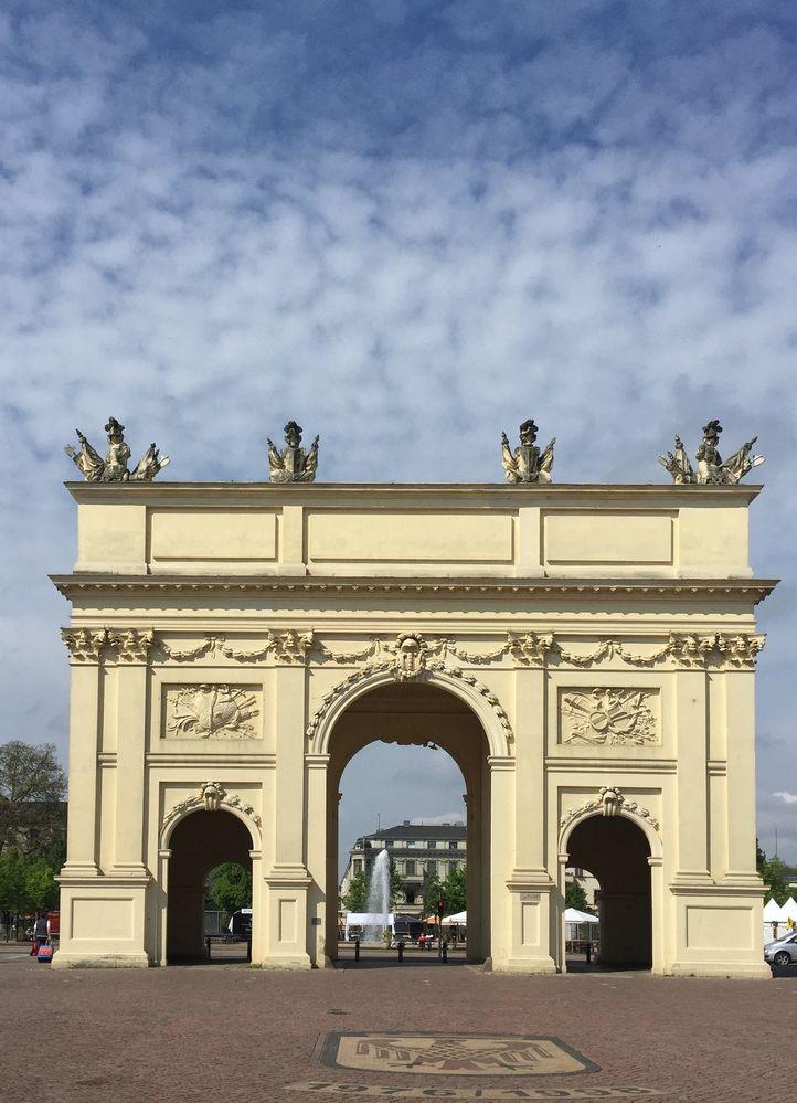 Potsdam ..