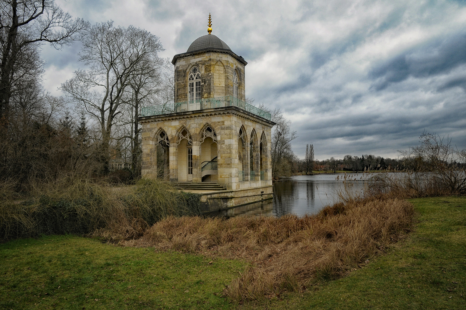 Potsdam am Heilige See