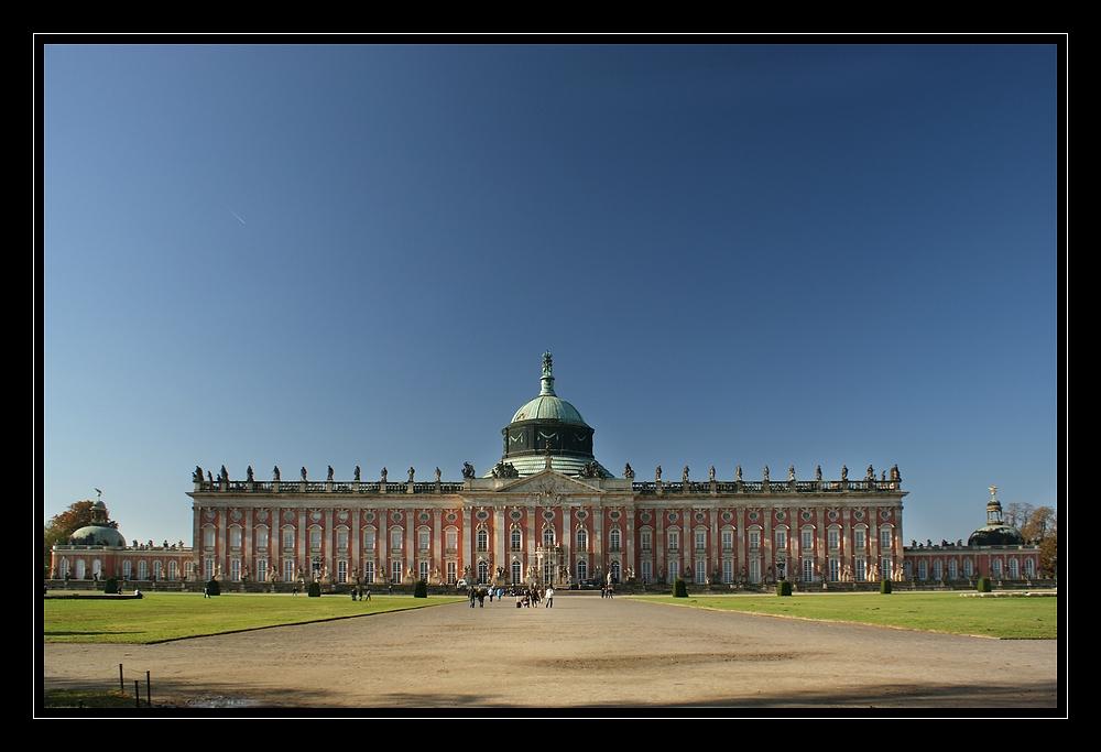 Potsdam - Das Neue Palais