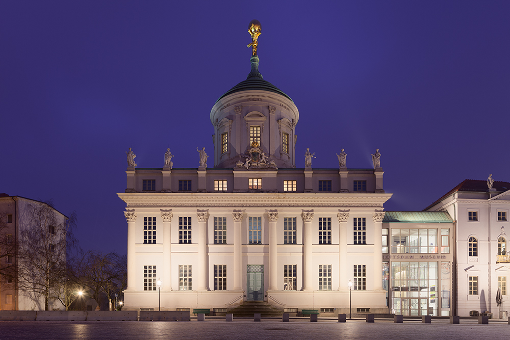Potsdam Forum - Altes Rathaus ... Part2