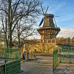 POTSDAM   - Historische Mühle von Sanssouci -