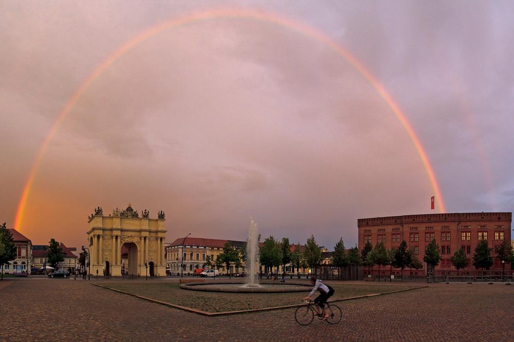 Potsdam - Luisenplatz