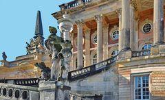 POTSDAM - Neue Palais -