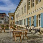Potsdam   - Neues Leben in der alten Theaterklause -