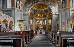 POTSDAM - Propsteikirche St. Peter und Paul -