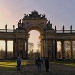 Potsdam - Schloßpark Sanssouci -