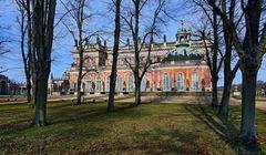 Potsdam  - wo Licht ist ist auch Schatten -