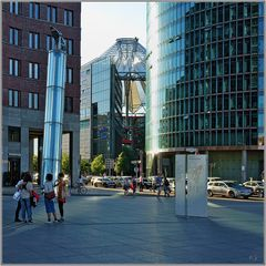 Potsdamer Platz...