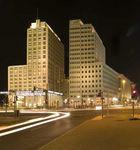 Potsdamer Platz bei Nacht