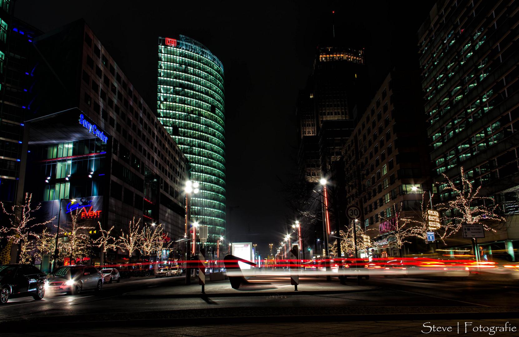 Potsdamer Platz Berlin 2013