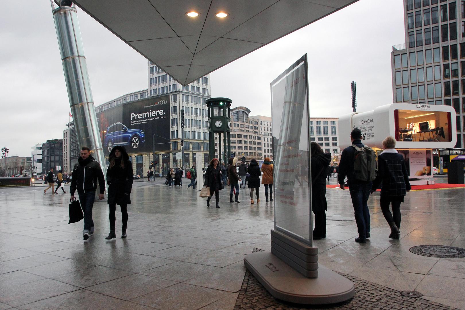Potsdamer Platz / Berlin