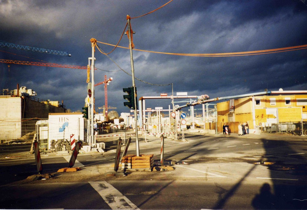 Potsdamer Platz ca. 1996