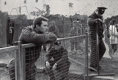 Potsdamer Platz November 1989