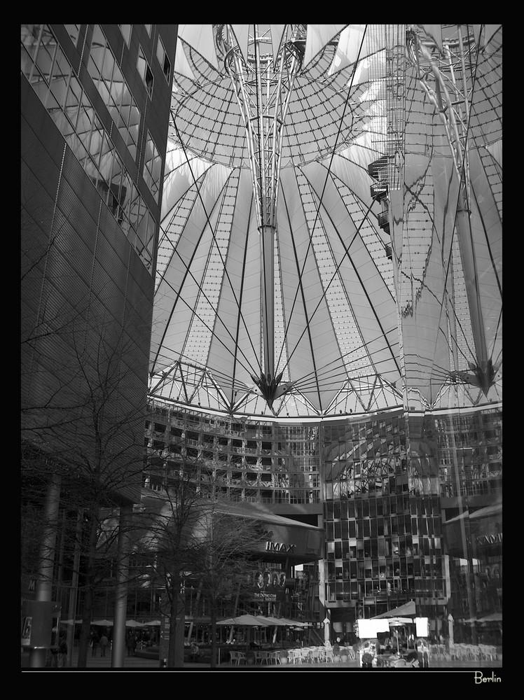 Potsdamer Platz Sony-Center