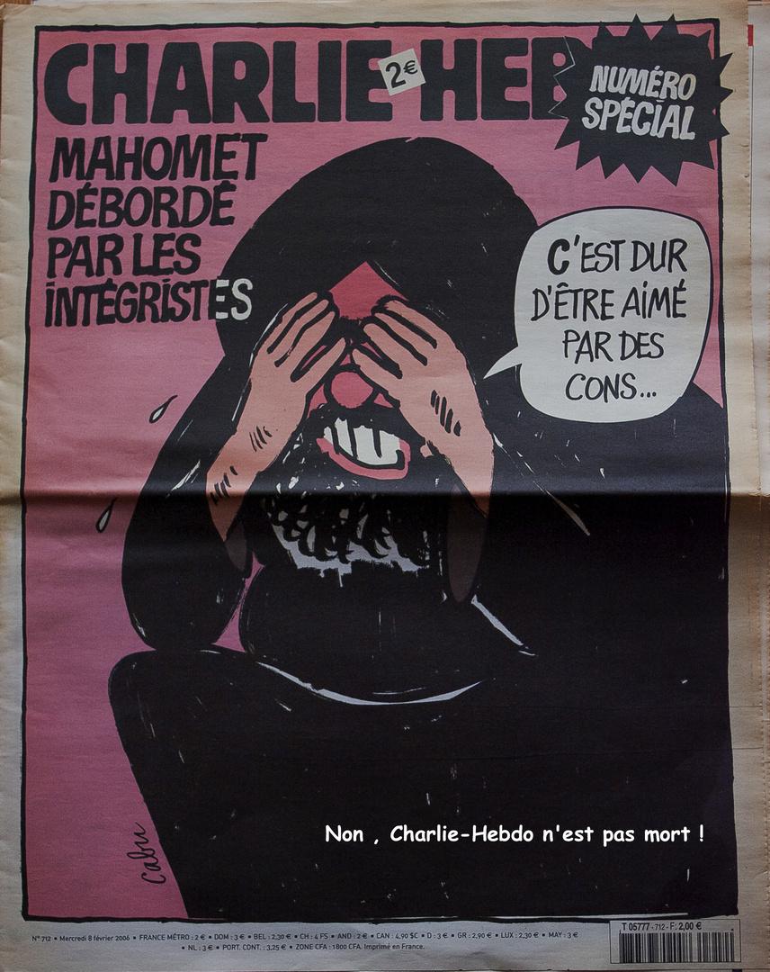 Pour la Liberté d'expression .