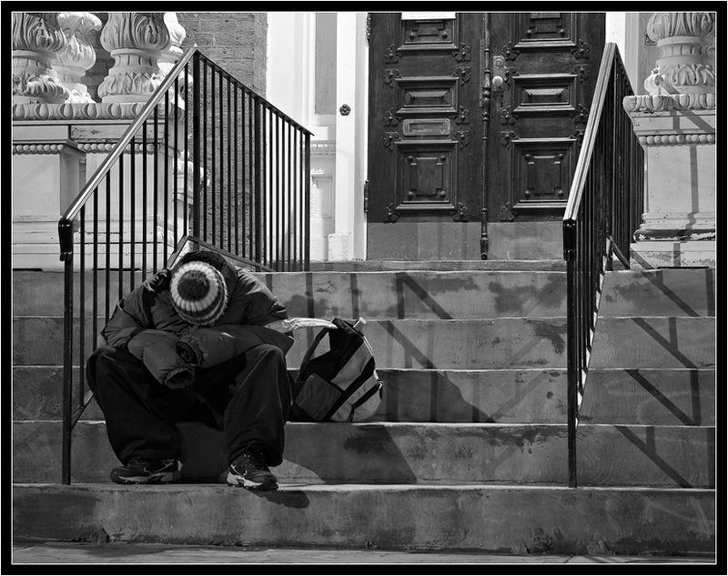 Poverty never sleeps.