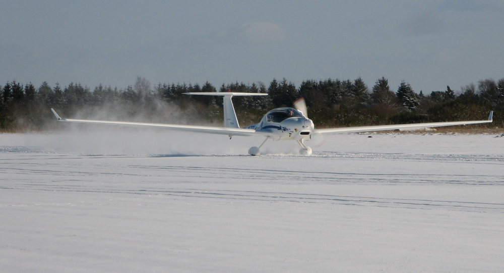 Powder runway #2