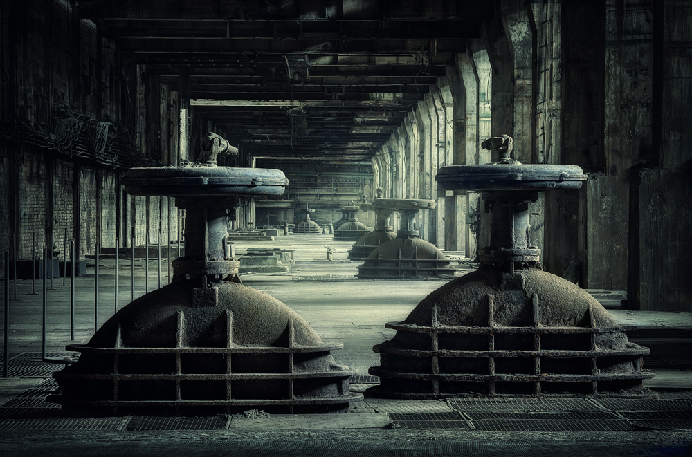 ~ Power Station VII ~