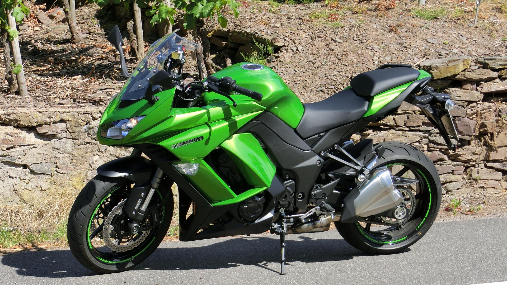 Power Tourer Kawasaki 2