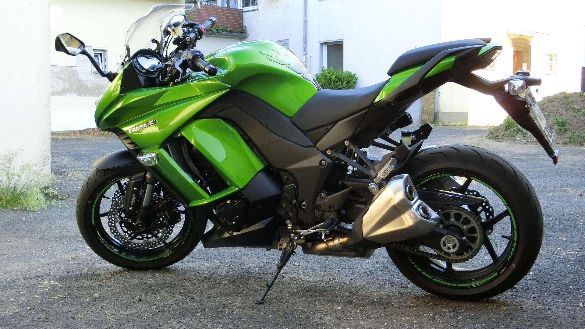 Power Tourer Kawasaki