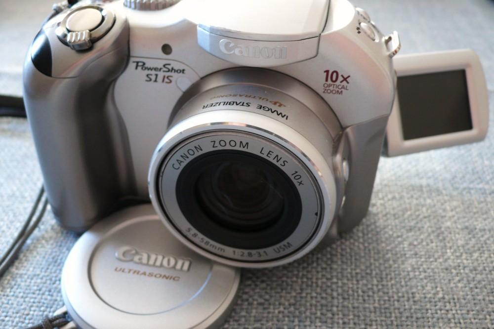 """""""PowerShot S1 IS"""" von Canon"""