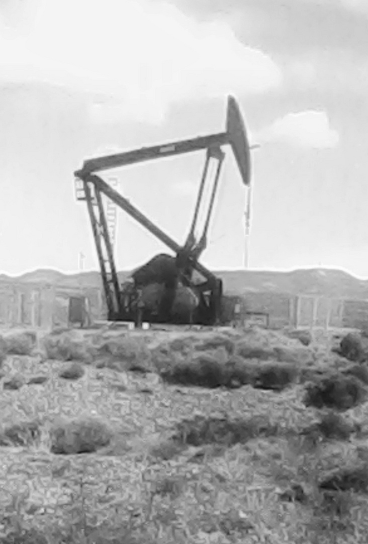Pozo de Petroleo - Argentina