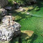 Pozze Smeraldine - Tramonti (Pordenone - Italy)