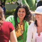 PP 3 Frauen Park in San Francisco +Reisefotos USA