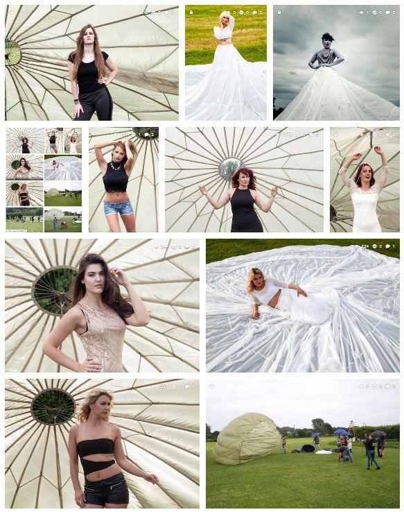 PP 7 Models Ballonshooting snip-Collage