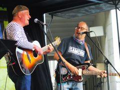 PP Altman im Duo Musik no Stgt Juli2020