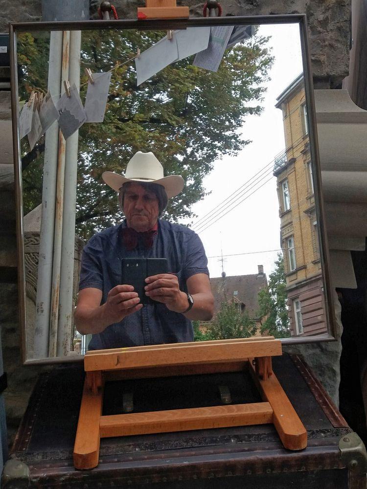 PP Der Mann mitm Hut Hu-22col