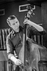 PP JAZZ Bass Blumenthal Kiste Ca-SW-bass