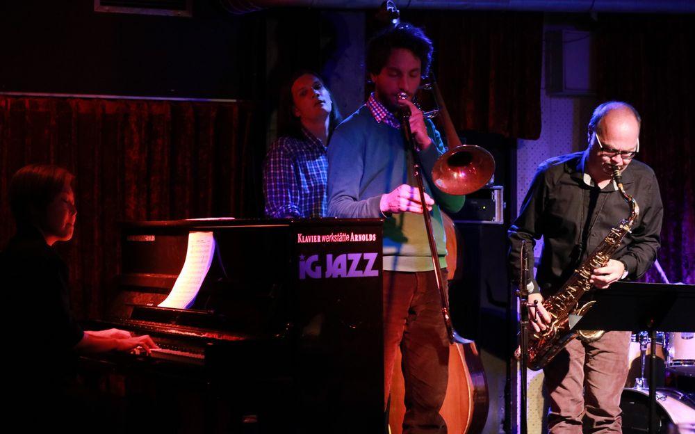 PP Jazz Stgt Genius Monday Ca-19-col Aktuell