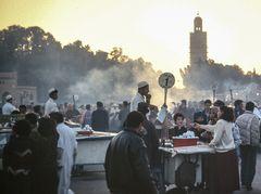 PP Reiseplan Marokko Marrakesch Jan1996 / Feb17 +Reisetext