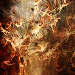 P.P. Rubens THE FALL OF THE DAMNED