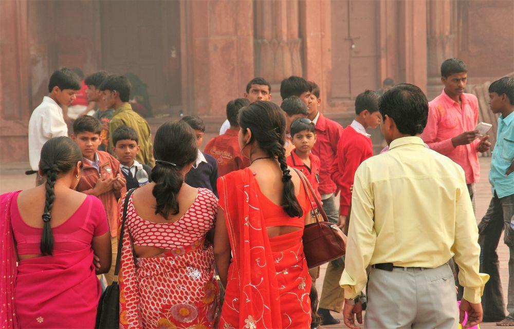 PP street Foto India ca-0554-col